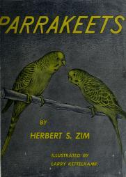 Cover of: Parrakeets | Herbert S. Zim